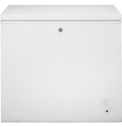 GE 7.0 cu. ft. Manual Defrost Chest Freezer