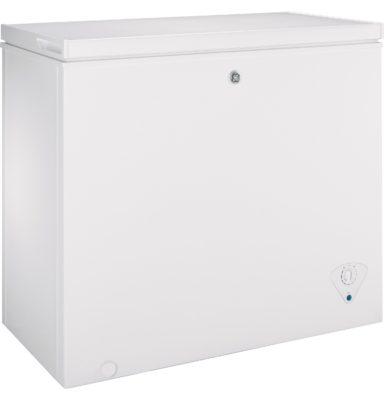 GE 7.0 cu. ft. Manual Defrost Chest Freezer