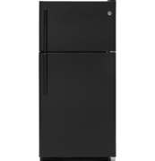 GE 20.8 cu. ft. Top-Freezer Refrigerator