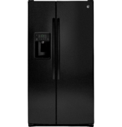 GE 25.3 cu. ft. Side-By-Side Refrigerator