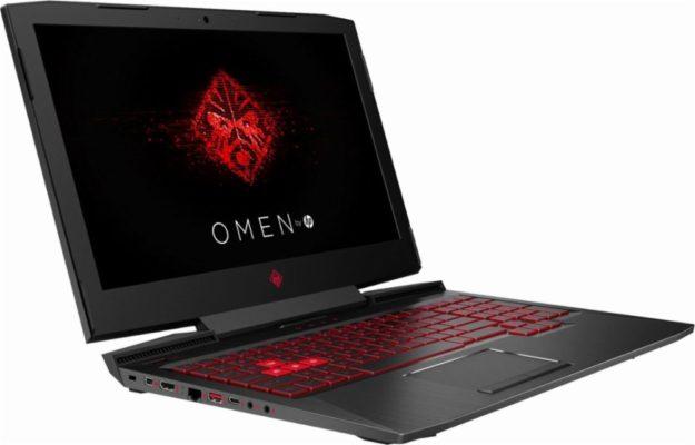 "HP Omen - 15.6"" Laptop - Intel i7 - 8GB Memory"