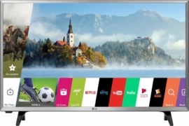"LG 32"" LED 720p Smart TV"