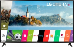 "LG 60"" LED 2160p Smart 4K UHD TV"
