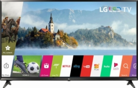 "LG 65"" LED 2160p Smart 4K UHD TV"