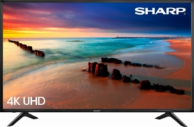 "Sharp 60"" LED 2160p Smart 4K UHD TV"