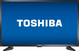 "Toshiba 32"" LED 720p TV"