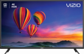 "Vizio 43"" LED 2160p Smart TV"