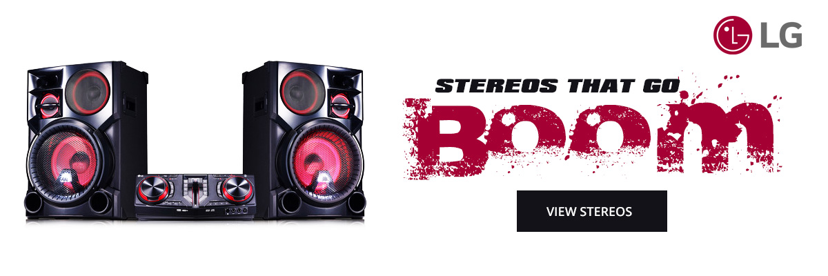 Rent to Own Stereos